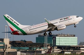 Air Italy Boeing