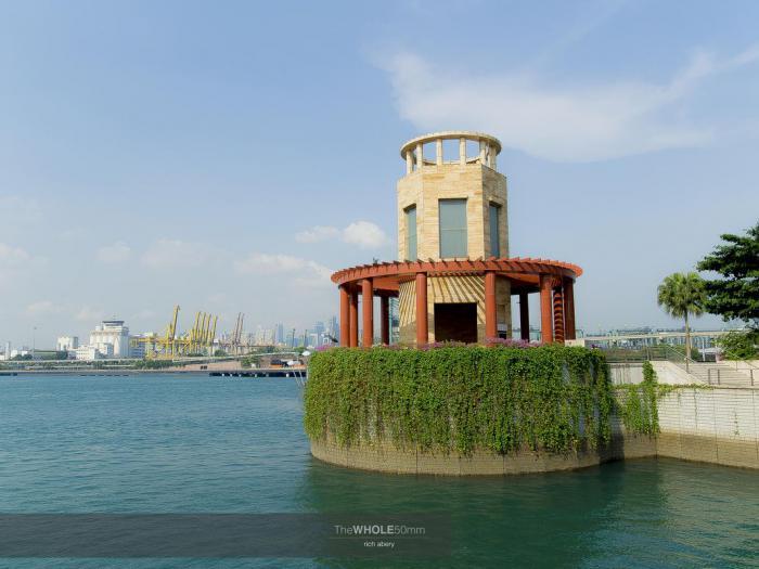 Остров Сентоза (Сингапур)