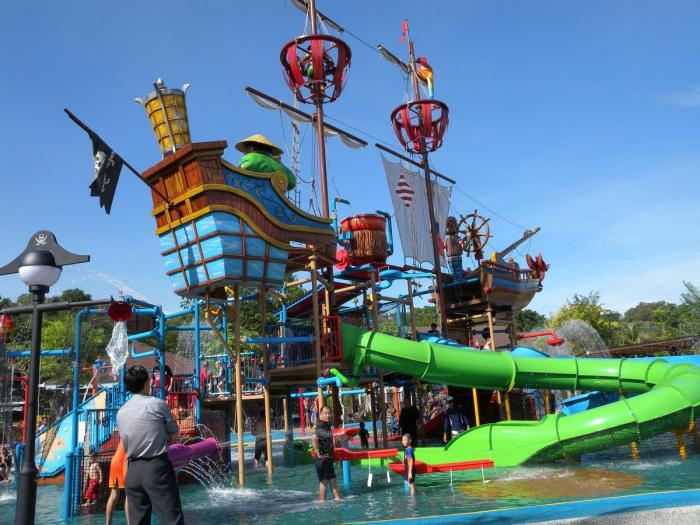 Детский тематический парк развлечений